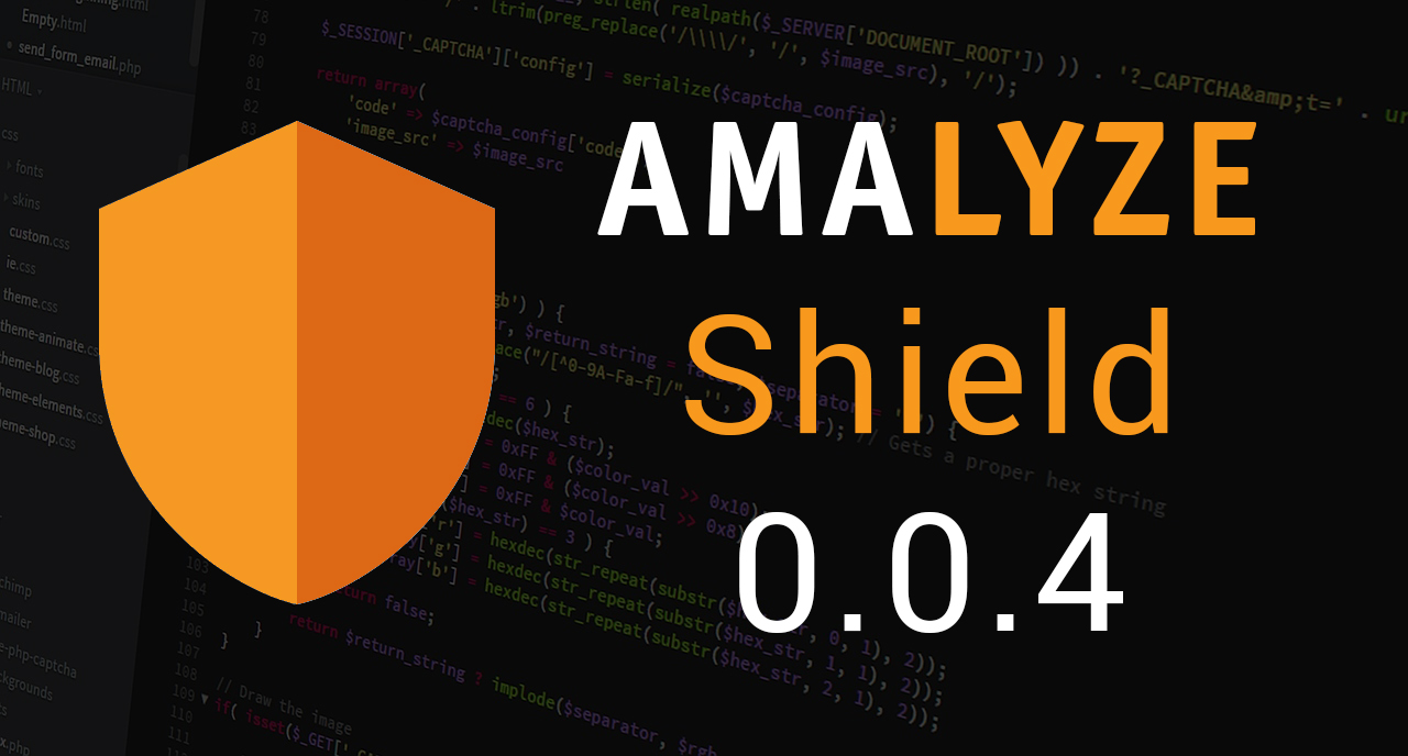 AMALYZE Shield 0.0.4