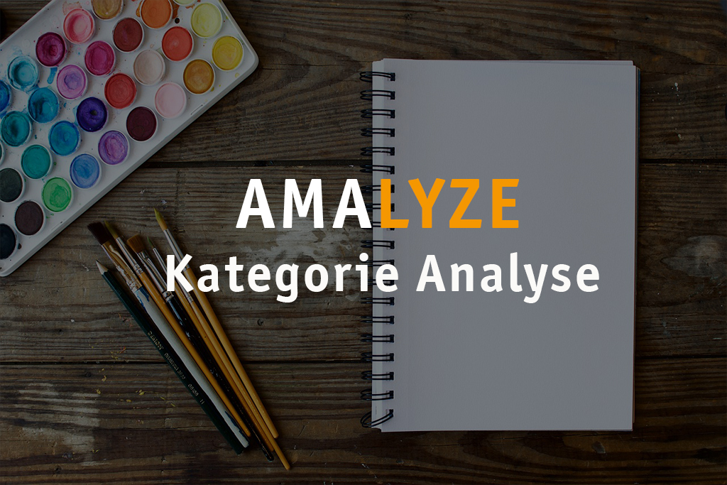 AMALYZE Kategorie Analyse