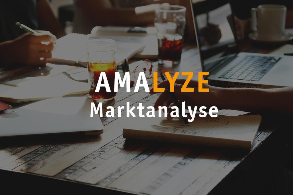 AMALYZE Marktanalyse