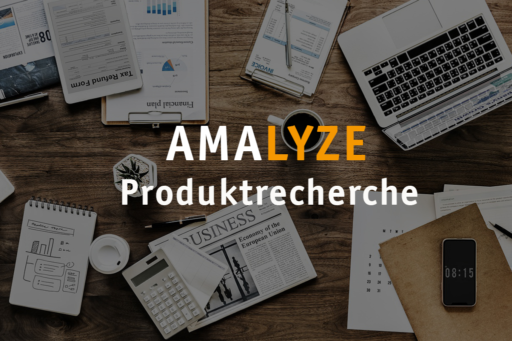 Amazon Produktrecherche mit AMALYZE Shield