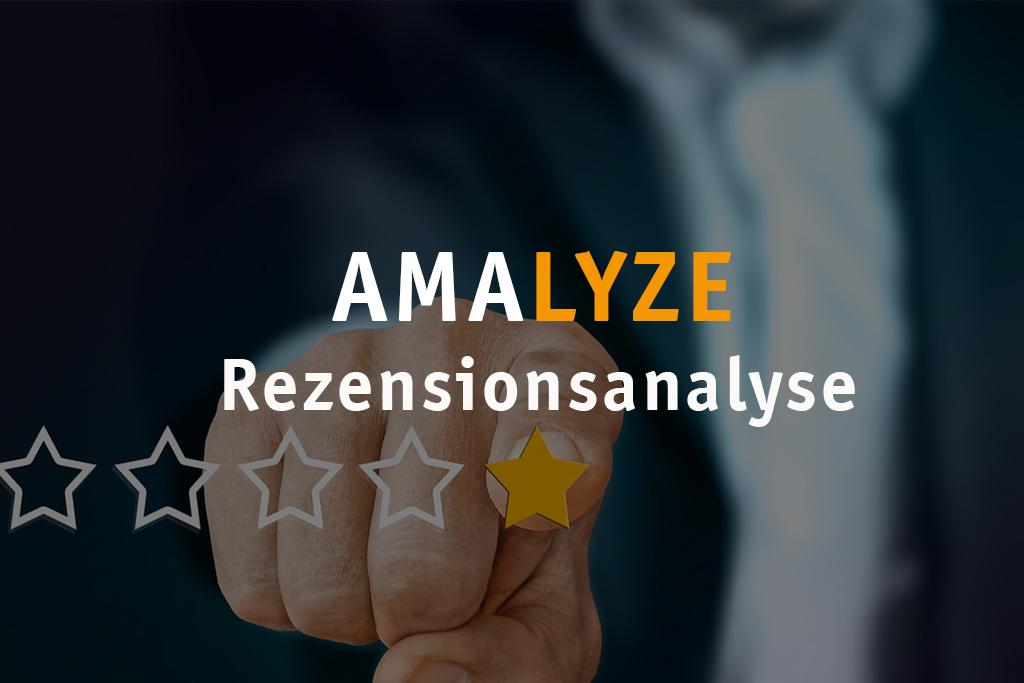 AMALYZE Rezensionsanalyse