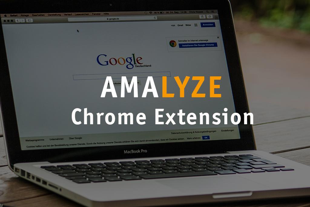 AMALYZE Chrome Extension