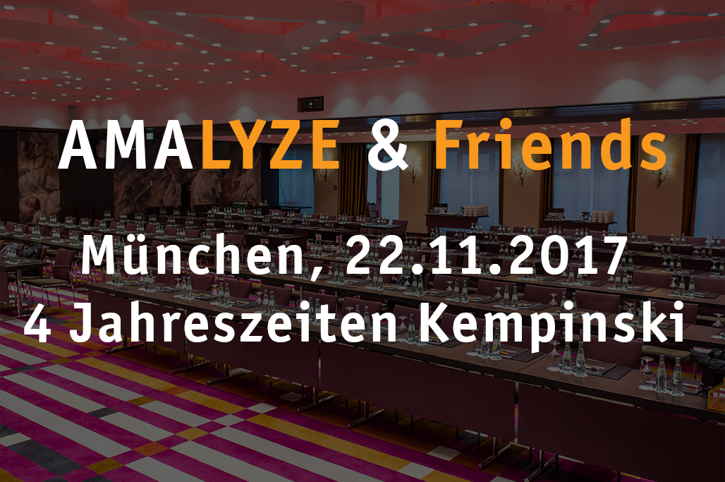 AMALYZE & Friends 2017