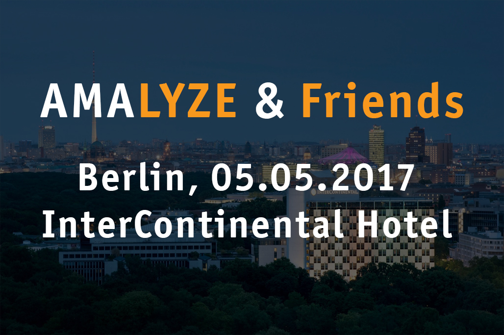 AMALYZE & Friends Berlin