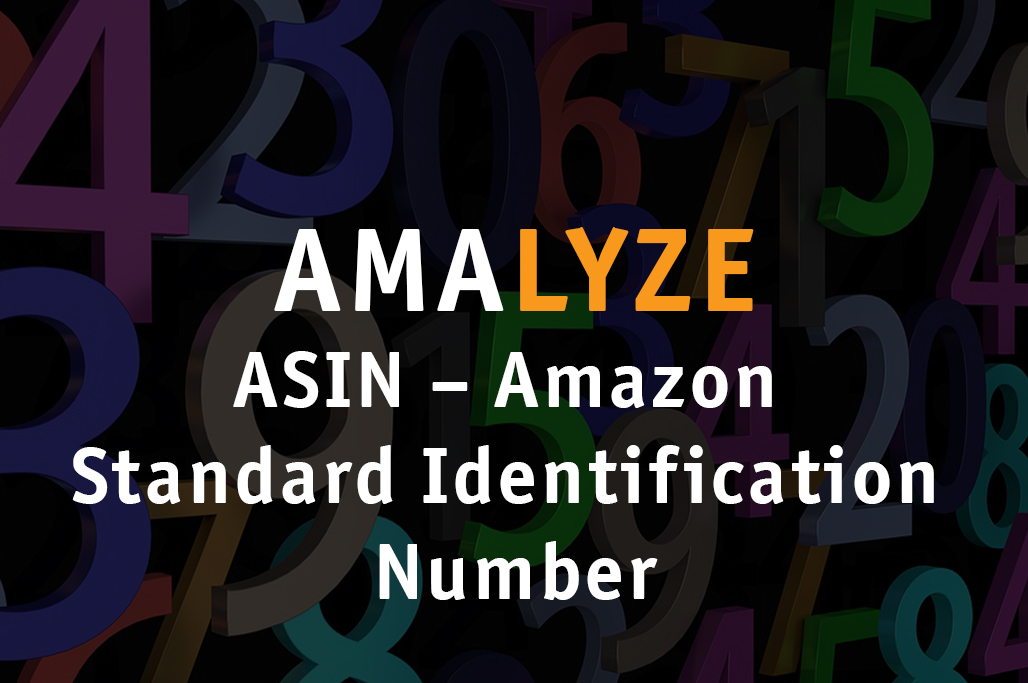 ASIN – Amazon Standard Identification Number