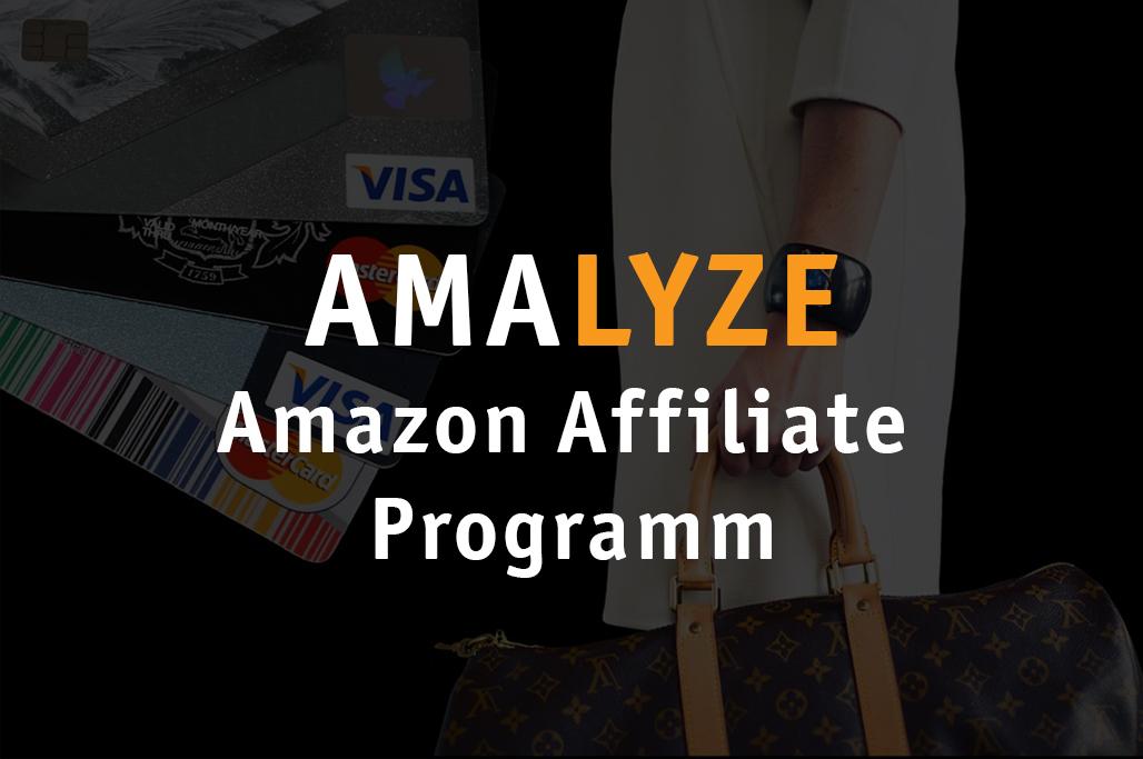 Amazon Affiliate Programm