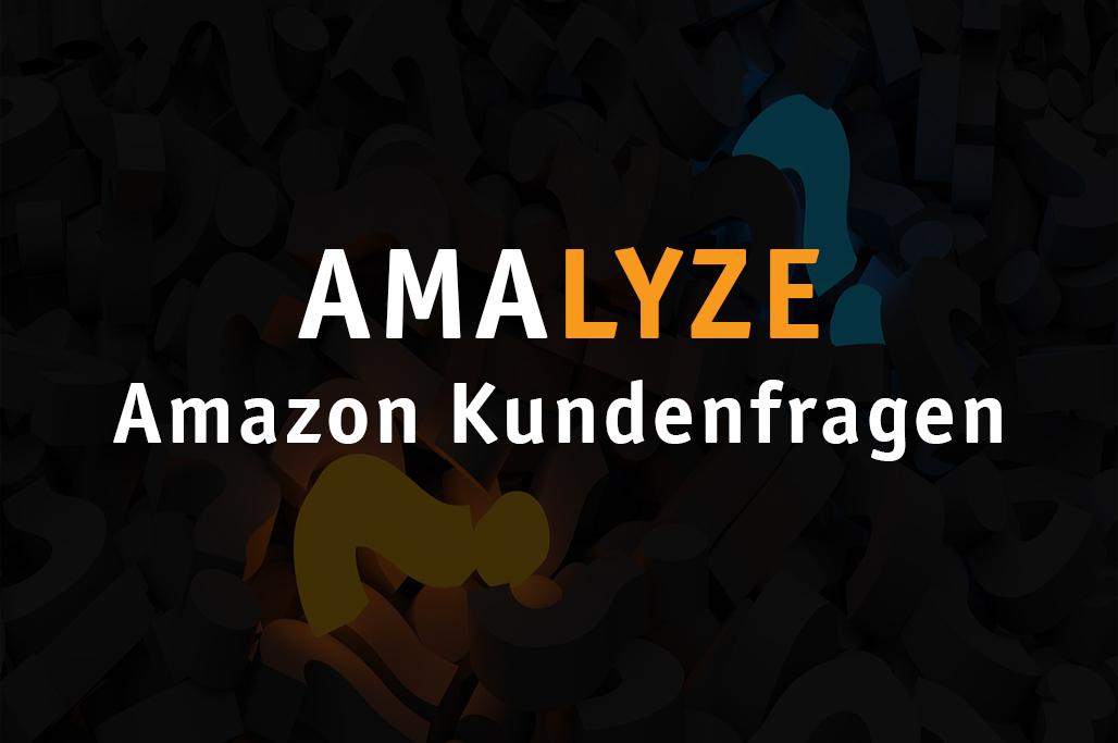 Amazon Kundenfragen