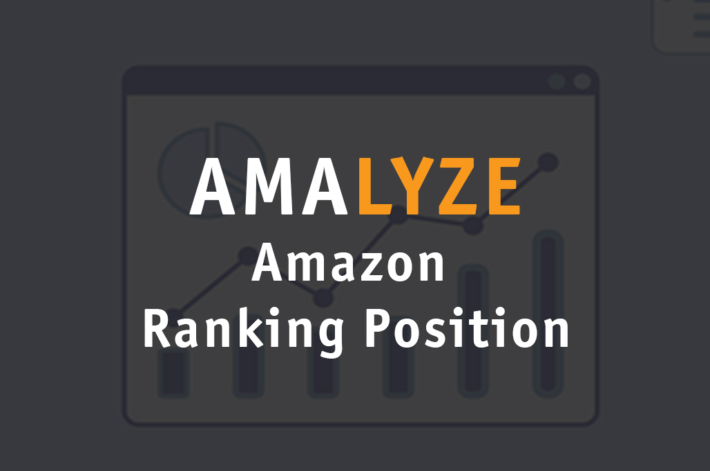 Amazon Ranking Position
