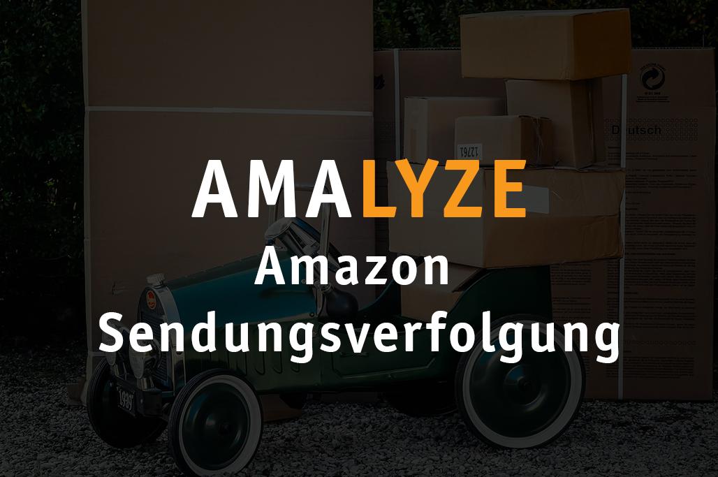 Amazon shipment tracking – AMALYZE