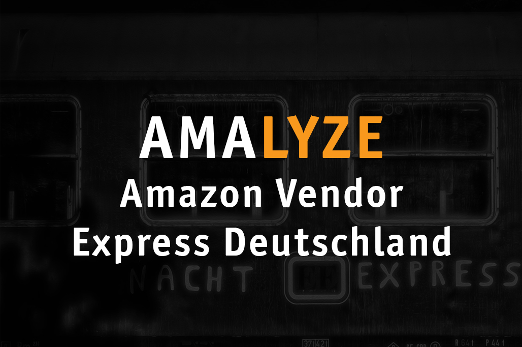 Amazon Vendor Express Deutschland