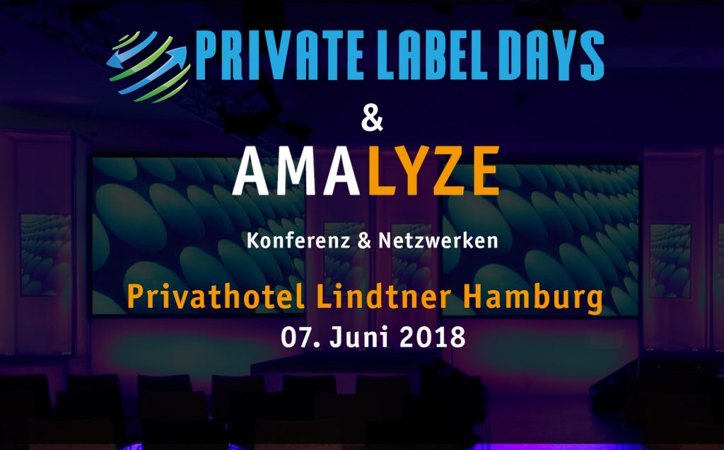 Private Label Days & AMALYZE 2018 Amazon Konferenz