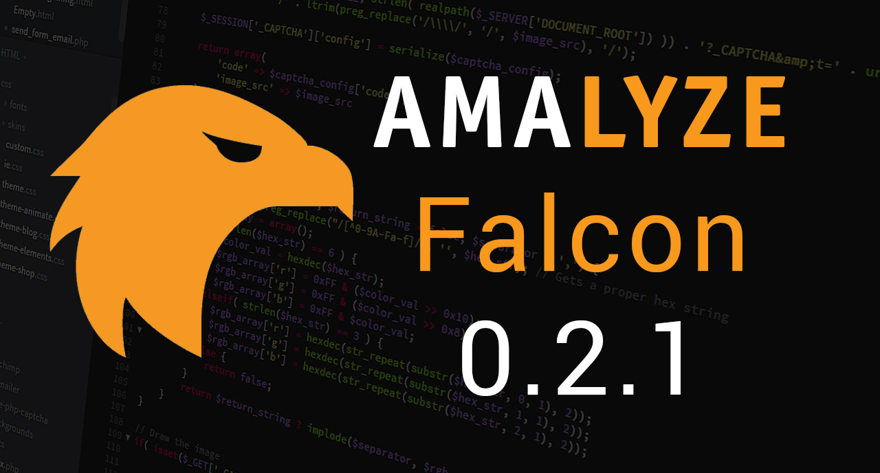AMALYZE Falcon 0.2.1