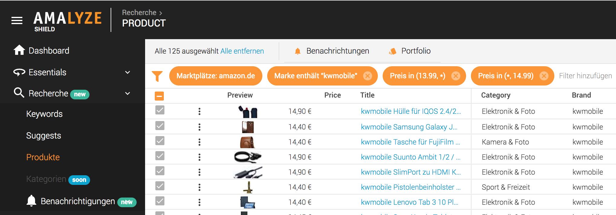 Notifications FAQ_Bulk Benachrichtigung_reiter Dropdown Menü zur Anlage