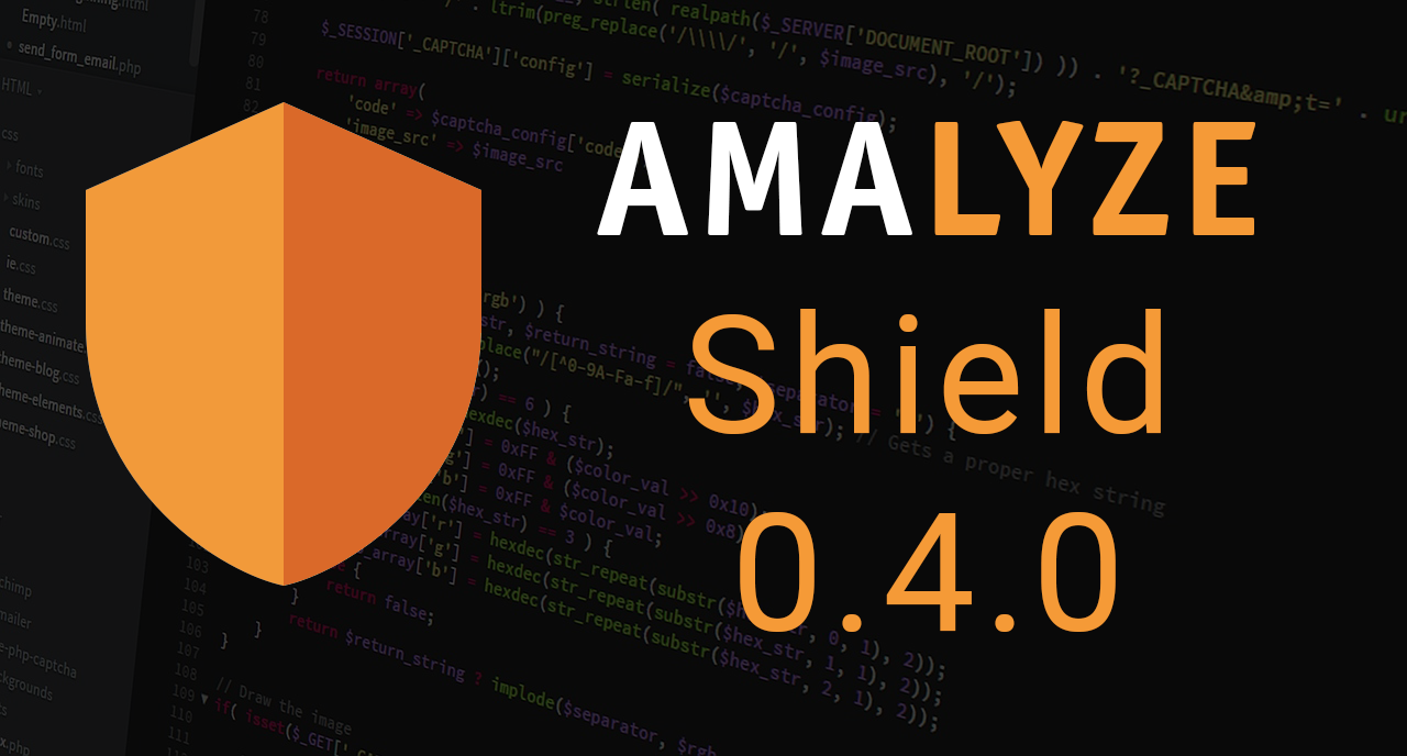 Amazon Tool AMALYZE Shield_release 0.4.0